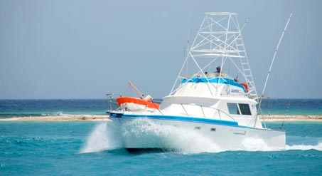 Miami Boat, Yacht & Fishing Charters